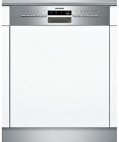 Siemens SN536S01KE Vollständig integrierbar 13Stellen A++ Edelstahl, Weiß Spülmaschine (Edelstahl, Weiß)
