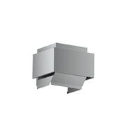 Siemens LZ10AXC50 Cooker hood recycling kit Bauteil & Zubehör für Dunstabzugshauben (Metallisch)