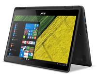 Acer Spin SP513-51-36E8 2.3GHz i3-6100U 13.3Zoll 1920 x 1080Pixel Schwarz (Schwarz)