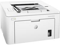HP LaserJet M203dw 1200 x 1200DPI A4 WLAN Weiß (Weiß)