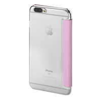 Hama Clear 5.5Zoll Mobile phone folio Pink (Pink)