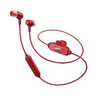 JBL E25BT im Ohr Binaural Kabellos Rot (Rot)