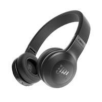 JBL E45BT Kopfband Binaural Verkabelt/Kabellos Schwarz (Schwarz)