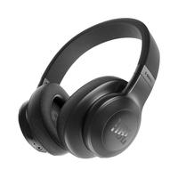 JBL E55BT Kopfband Binaural Verkabelt/Kabellos Schwarz (Schwarz)