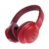 JBL E55BT Kopfband Binaural Verkabelt/Kabellos Rot (Rot)