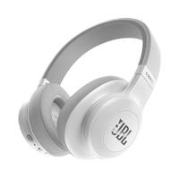 JBL E55BT Kopfband Binaural Verkabelt/Kabellos Weiß (Weiß)