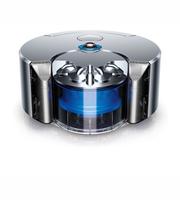 Dyson 360 Eye (Blau, Nickel)