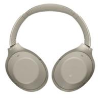 Sony MDR-1000X ohrumschließend Kopfband Beige (Beige)
