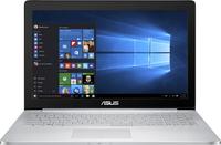 ASUS Zenbook Pro UX501VW-FY144T 2.6GHz I7-6700HQ 15.6Zoll 1920 x 1080Pixel Grau (Aluminium, Grau)