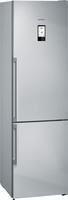 Siemens KG39NAI4P Freistehend 366l A+++ Silber Kühl- und Gefrierkombination (Silber)