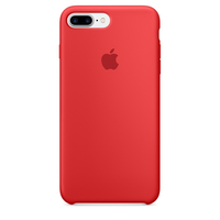 Apple MMQV2ZM/A 5.5Zoll Skin Rot Handy-Schutzhülle (Rot)