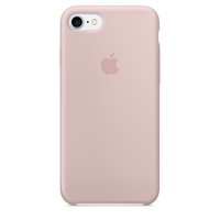 Apple MMX12ZM/A 4.7Zoll Skin Pink Handy-Schutzhülle (Pink)