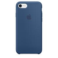 Apple MMWW2ZM/A 4.7Zoll Skin Blau Handy-Schutzhülle (Blau)