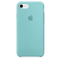 Apple MMX02ZM/A 4.7Zoll Skin Blau Handy-Schutzhülle (Blau)