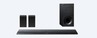 Sony HT-RTZ7 4.1 Schwarz Heimkino-System (Schwarz)