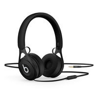 Apple Beats EP Binaural Kopfband Schwarz (Schwarz)