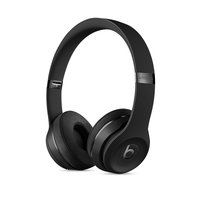 Apple Beats Solo3 Wireless Stereophonisch Kopfband Schwarz (Schwarz)