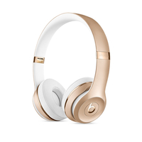 Apple Beats Solo3 Wireless Stereophonisch Kopfband Gold (Gold)
