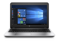 HP ProBook 455 G4 Notebook-PC (ENERGY STAR) (Silber)