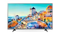 LG 60UH605V 60Zoll 4K Ultra HD Smart-TV WLAN Schwarz, Silber LED-Fernseher (Schwarz, Silber)