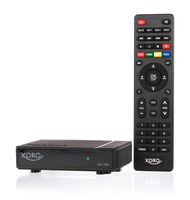 Xoro HRK 7688 Full-HD Schwarz TV Set-Top-Box (Schwarz)