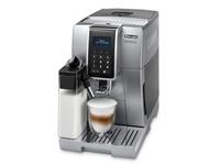 DeLonghi Dinamica Ecam 350.75.SB Freistehend Vollautomatisch Espressomaschine Schwarz, Silber (Schwarz, Silber)