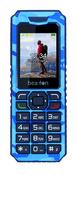 Beafon AL250 1.77Zoll 98g Blau (Blau)