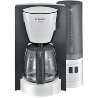 Bosch TKA6A041 Drip coffee maker Grau, Weiß Kaffeemaschine (Grau, Weiß)