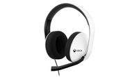 Microsoft 5F4-00011 Binaural Kopfband Schwarz, Weiß Headset (Schwarz, Weiß)