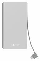 XLayer 211524 Lithium Polymer (LiPo) 6000mAh Grau Akkuladegerät (Grau)