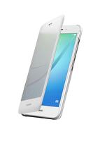 Huawei 51991768 5Zoll Blatt Weiß Handy-Schutzhülle (Weiß)