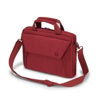 Dicota D31214 13.3Zoll Notebook briefcase Rot Notebooktasche (Rot)