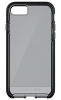 Tech21 Evo Check 4.7Zoll Abdeckung Schwarz (Schwarz, Transparent)