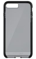 Tech21 Evo Check 5.5Zoll Abdeckung Schwarz (Schwarz, Transparent)
