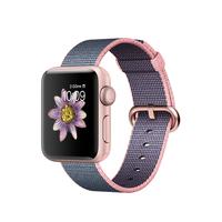 Apple Watch Series 2 OLED 28.2g Rosa-Goldfarben (Blau, Pink, Rosa-Goldfarben)