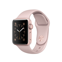 Apple Watch Series 2 OLED 28.2g Rosa-Goldfarben (Pink, Rosa-Goldfarben)