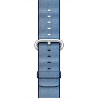 Apple MP222ZM/A Uhrenarmband (Blau, Navy)