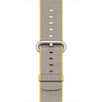 Apple MNKJ2ZM/A Uhrenarmband (Grau, Gelb)