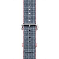 Apple MNK62ZM/A Uhrenarmband (Blau, Pink)