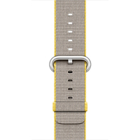 Apple MNK72ZM/A Uhrenarmband (Grau, Gelb)