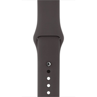 Apple MNJ12ZM/A Uhrenarmband (Braun)