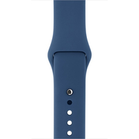 Apple MNJ22ZM/A Uhrenarmband (Blau)
