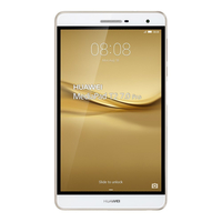 Huawei MediaPad T2 7.0 Pro 16GB 3G 4G Gold Tablet (Gold)