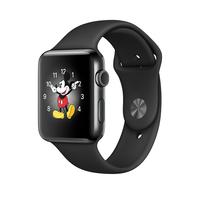 Apple Watch Series 2 OLED 41.9g Schwarz (Schwarz, Schwarz)