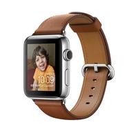 Apple Watch Series 2 OLED 52.4g Edelstahl (Braun, Edelstahl)