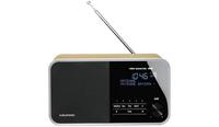 Grundig DTR 3000 DAB+ Persönlich Analog & digital Holz Radio (Holz)