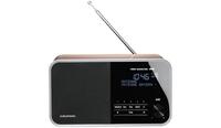 Grundig DTR 3000 DAB+ Persönlich Analog & digital Rosa-Goldfarben Radio (Rosa-Goldfarben)