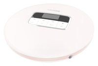 Grundig CDP 6600 Portable CD player Pink (Pink)