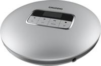 Grundig CDP 6600 Portable CD player Schwarz, Silber (Schwarz, Silber)