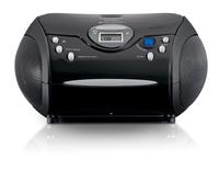 Lenco SCD-32 BT Analog Schwarz CD-Radio (Schwarz)